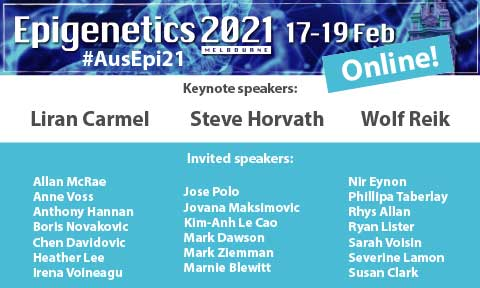 Epigenetics 2021 going ahead – online