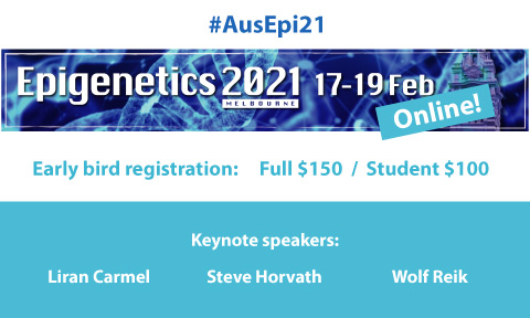 Update: Epigenetics 2021 virtual meeting