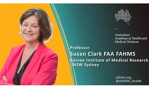 AEpiA's Sue Clark elected Fellow of the Australian Academy of Health and Medical Sciences (AAHMS)
